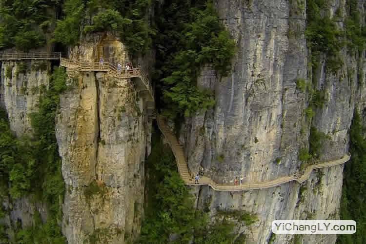恩施大峡谷1