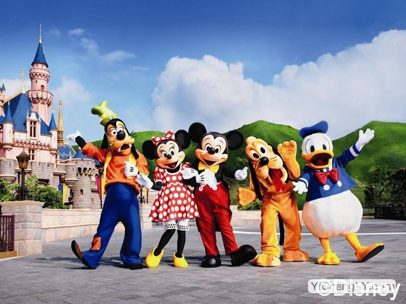 上海迪士尼乐园2