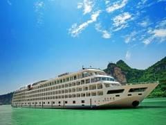 <三峡游轮旅游 总统六号游轮 长江三峡4日游>重庆到宜昌