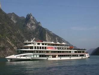 宜昌三峡游轮半日游 长江三峡半日游