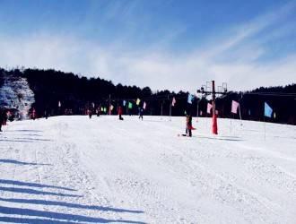 【旅游网首推】神农架国际滑雪场二日游!