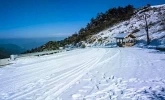 宜昌百里荒滑雪场2016年12月15日正式开业啦