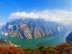 天天发班超值特价五景游览三游洞、世外桃源、船游西陵峡1日游。