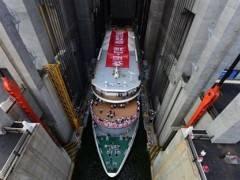 乘豪华游船过三峡大坝-体验三峡大坝升船机半日游