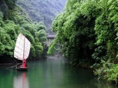 宜昌两坝一峡+三峡人家全景二日游(含1早2正餐1晚景区住宿)