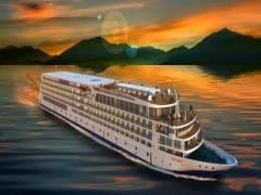 宜昌-重庆上水涉外五星级豪华游船世纪神话系列游船五日游