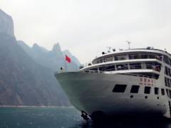 盡覽長江三峽-過三峽大壩-華夏神女系列豪華游船預定