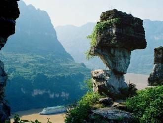 宜昌长江最美5A景点【三峡人家】一日游,赏峡谷之美