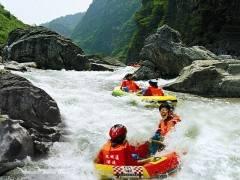 【九畹溪漂流+三峡大瀑布】九畹溪漂流、三峡大瀑布二日游