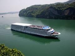 长江黄金一号游船-三峡旅游船