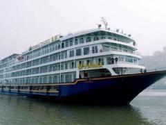 美国维多利亚游船-凯娜号宜昌至重庆四日游价格行程