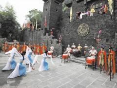 宜昌两坝一峡+三峡人家全景一日游