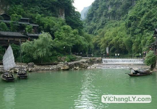 三峡人家风景区被评为青年最喜爱的鄂西旅游景区