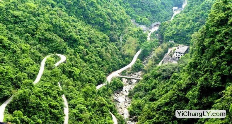 长阳兰草谷风景区