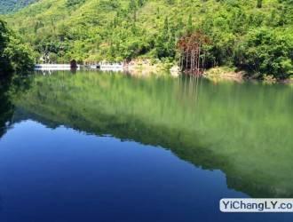 三峡奇潭景区带热夷陵区乡村游