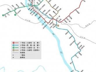 宜昌地铁来啦!今年宜昌交通上大爆发!城市轨道线路规划出炉