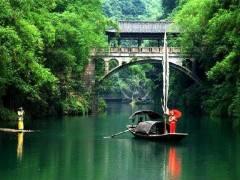 【国家5A景区】醉美三峡人家一日游