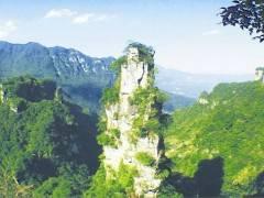【挑战玻璃栈道】清江方山一日游