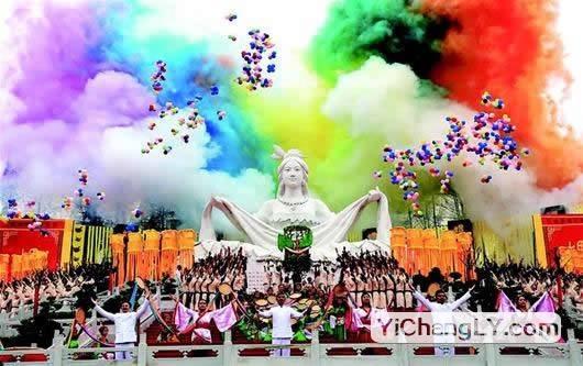 远安嫘祖文化节将于4月30日开幕