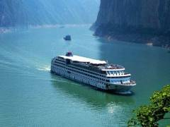 1780元/人超值预订 游长江三峡 总统一号豪华游船
