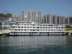从宜昌到长江三峡旅游推荐|国内游船三峡三日游往返线路