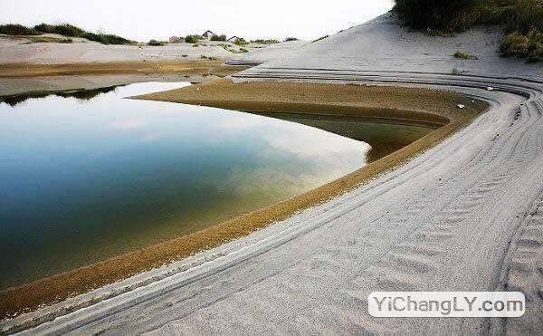 枝江沙浪奇观景区