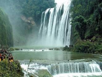 【快乐穿瀑】三峡大瀑布+金狮洞一日游