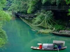 三峡人家三峡大坝全景一日游