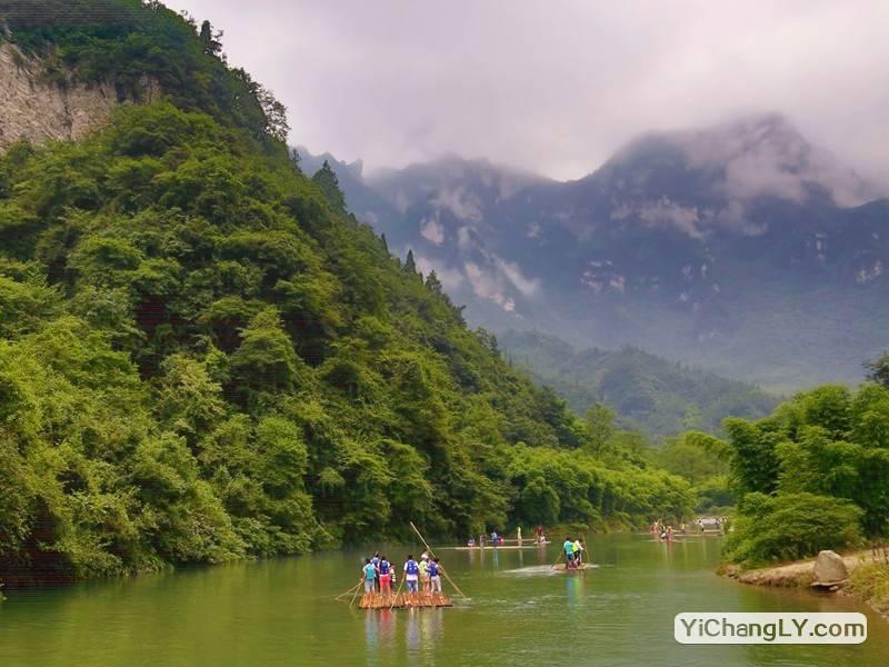 三峡竹海生态风景区
