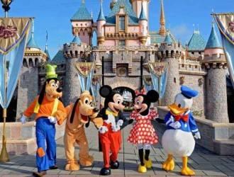 迪士尼中华恐龙园 双乐园亲子双动6日游线路