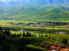 宜昌到新疆天山天池、赛里木湖双飞8日游【又见伊犁,南疆环线】