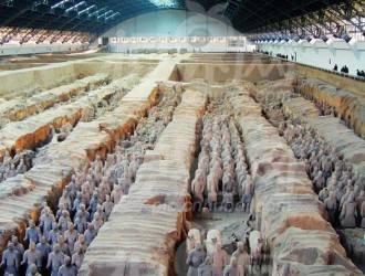西安兵马俑、华清池、大雁塔双卧4日游|宜昌到西安旅游多少钱