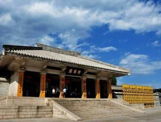 西安黄帝陵、华清池、黄河壶口瀑布六日游|宜昌到西安旅游攻略