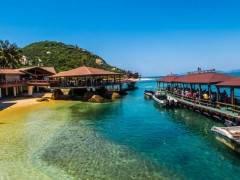 三亚分界洲岛、蜈支洲岛双岛双飞6日游--宜昌到海南旅游多少钱