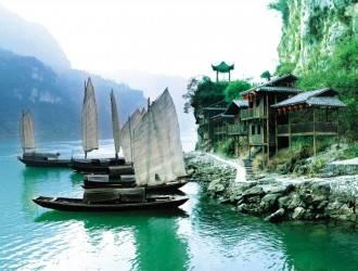 重庆到三峡大坝一日游 到三峡人家一日游 重庆到清江画廊一日游