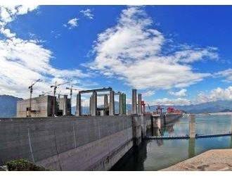 【船游西陵峡,过葛洲坝船闸】宜昌两坝一峡一日游