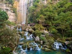 【一山瀑布归三峡 小小天风作海潮】宜昌三峡大瀑布一日游