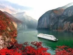 【乘船游三峡】宜昌乘船至重庆三日游