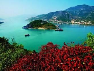 【纵览母亲河】宜昌出发至重庆自驾  人车同行游三峡