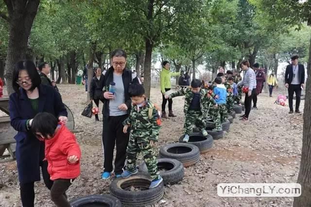 宜昌梦想庄园,一个适合开展亲子活动的地方!