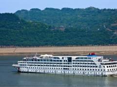 【黄金系列游轮】宜昌出发至重庆游长江三峡