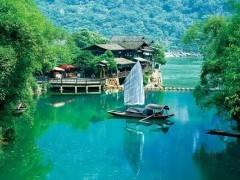 【观山临水】宜昌三峡人家 三峡大坝跟团两日游