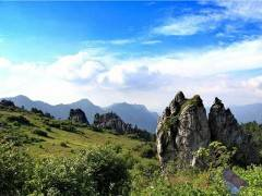 宜昌-神農架官門山、神保、神農祭壇、天生橋、大九湖三日游