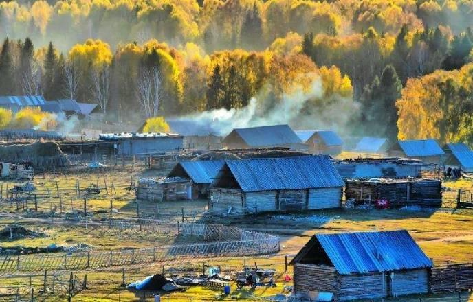 宜昌到新疆禾木村旅游