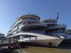 乘豪华游船 两坝一峡一日游-长江三峡一日游