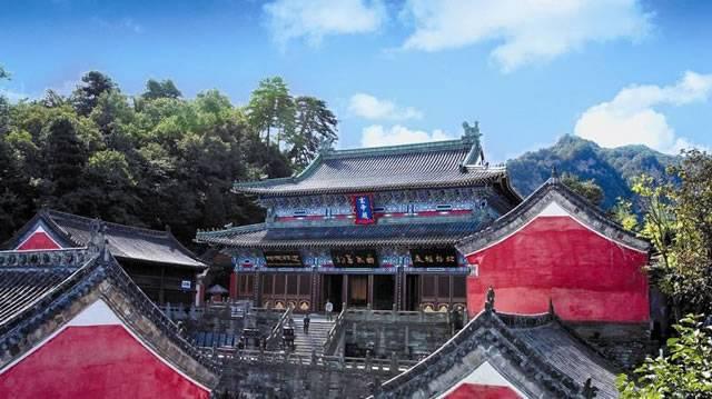 武当山南岩宫