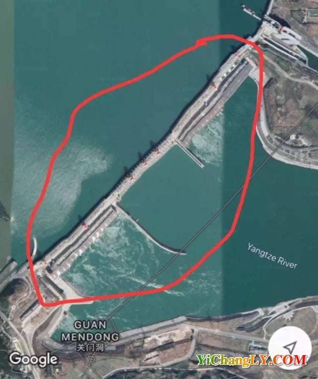 三峡大坝变形