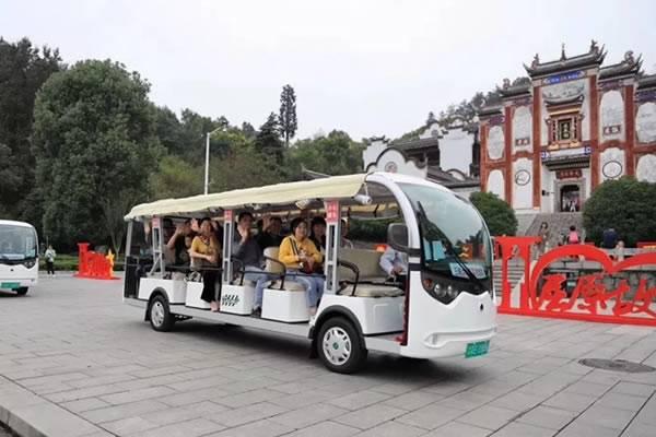 三峡大坝旅游区秭归换乘中心