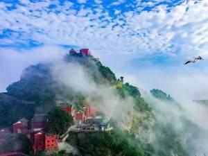 武当山旅游风景图片