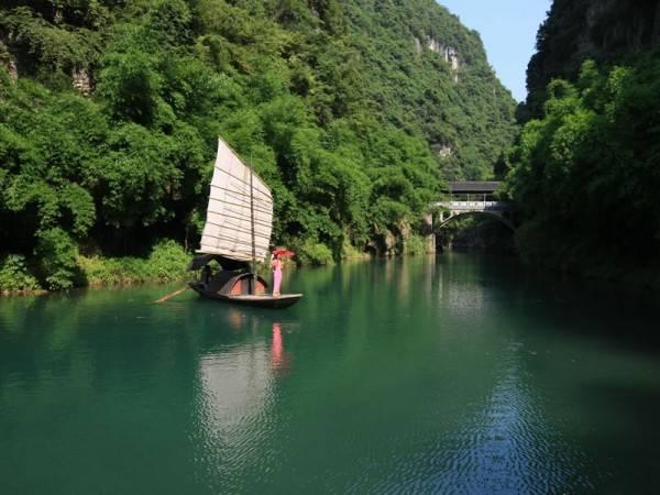 【美麗宜昌】宜昌乘船到三峽人家一日游